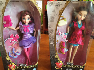 New! Disney descendants dolls Jane or Lonnie Reduced!! Kitchener / Waterloo Kitchener Area image 1