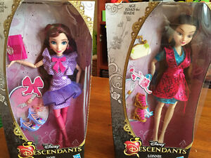 New! Disney descendants dolls Jane or Lonnie Reduced!!