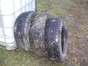 tires 16 and 17 Prince George British Columbia image 3