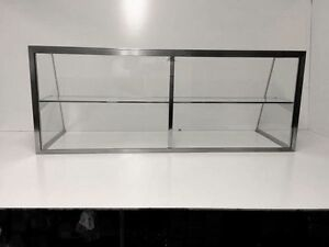 CARIB DISPLAY GLASS SNEEZE GUARD FOR STEAM TABLE-4FT OR COUNTERS