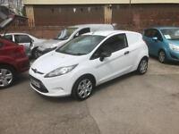 2010/60 Ford Fiesta 1.4TDCi ( 68PS ) Base 3dr DIESEL VAN only £3295 INC VAT