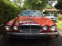 jaguar 1985 64000km très propres et fiables  514-979-6072