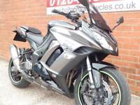 2013 KAWASAKI Z1000SX HCF ABS SPORTS TOURER MOTORCYCLE