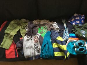 Vêtements garçon 2-3 ans