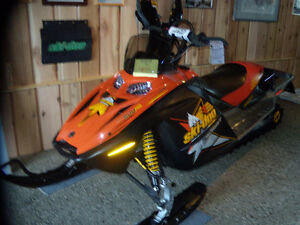 USED SNOWMOBILE PARTS FOR SKIDOO, ARCTIC CAT, YAMAHA & POLARIS