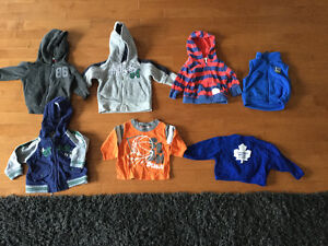 Boys 3 & 3-6 months old clothes