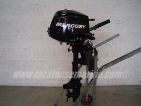 Mercury 3.5HP Fourstroke Outboard