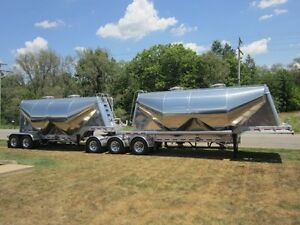 MAC Trailers - Pneumatic Tanks