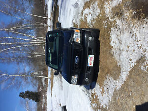 2010 Ford Ranger XLT Pickup Truck Low Milage. CALLS ONLY
