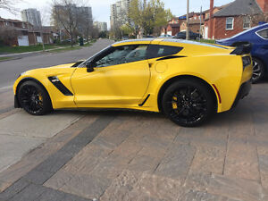 2015 Chevrolet Corvette Z06 2LZ Coupe (2 door)