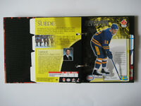 ESSO..Les vedettes du hockey OLYMPIQUE-NAGANO.1998