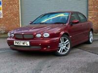 2007 Jaguar X-Type 2.2 D Sport Premium 4dr Saloon Diesel Manual