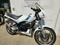 Yamaha RD 125 LC Full Power