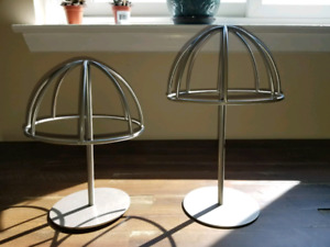 Hat stands