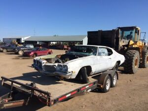 BUYING SCRAP CARS/METAL AND PAYING TOP $$$