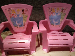 Almost brand new Disney Princess CHAIR for $1.9