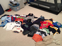Perfect Little Boy Clothing Package