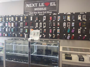 Next Level Mobile, Your One Stop Cell Shop!