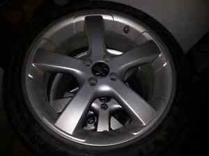 17 inch BR racing rims. 4/100mm bolt pattern  Peterborough Peterborough Area image 1
