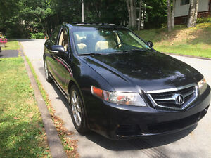 Acura TSX Reduced