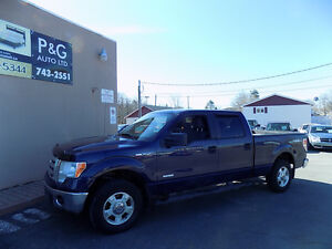 2012 Ford F150 Ecoboost 4x4 $ 18,900.00 Call 743-2551