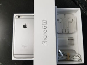 iPhone 6S 16GB unlocked and gently used