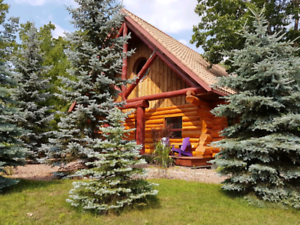 Last min log home special Memory, thanksgiving