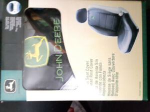 John Deere  car truck seat cover Brand New