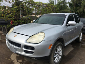 2004 Porsche Cayenne S 4.5L just in for sale at Pic N Save!