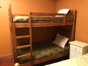 IKEA Children'sTwin Bunk Beds