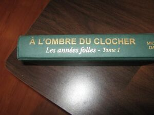A L'OMBRE DU CLOCHER DE MICHEL DAVID