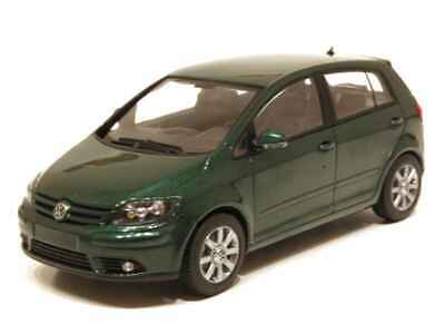 1:43 Volkswagen Golf Plus 2004 1/43 • MINICHAMPS 400054301 #