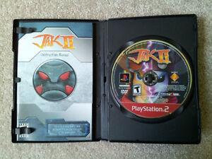 MINT / PS2 / Jak & Daxter / Jak II / Jak-X Combat London Ontario image 3