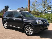 2007 57 NISSAN X-TRAIL 2.0 SPORT EXPEDITION X DCI IDEAL TOWING CAR+SAT NAV
