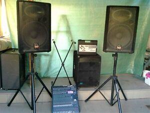 Système de son pour orchestre