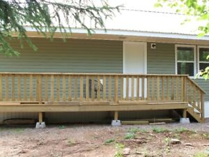 """New"" Cabin for sale Wentworth Valley"
