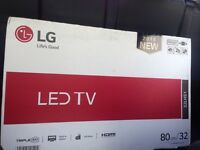 "Brand new LG 32"" tv- 32LH51"