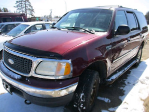 2001 Eddie Bauer Ford Expedition