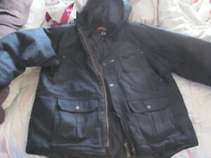 Brand New Super Tuff Heavy Weight Canvas Duck Jacket - Size XXL