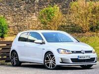 2014 Volkswagen Golf 2.0 TDI BlueMotion Tech GTD DSG 3dr