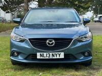 2013 Mazda Mazda6 2.0 SKYACTIV-G Sport 4dr
