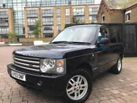Land Rover Range Rover 3.0 Td6 auto Vogue**ONLY 99K MILES**