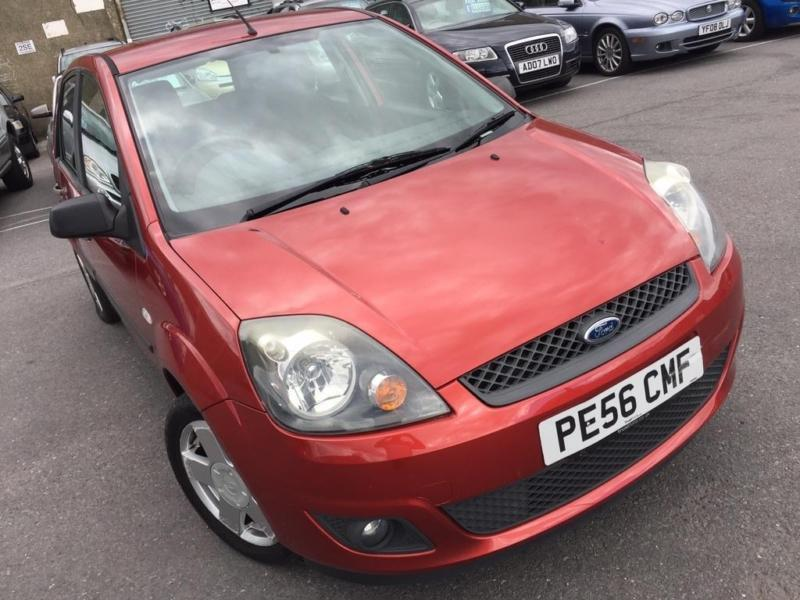 2006 Ford Fiesta 1.25 Zetec Climate 5dr
