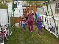 Part-time/Flexible Hours/Occasional Childcare Erinwoods S.E.