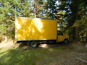 For Sale 2000 Ford E450 Cube van