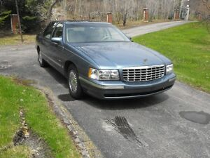 FOR SALE-1999 Cadillac DeVille D'elegance Sedan