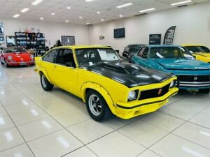 1976 Holden Torana LX SL Yellow 4 Speed Manual Liftback Carss Park Kogarah Area Preview