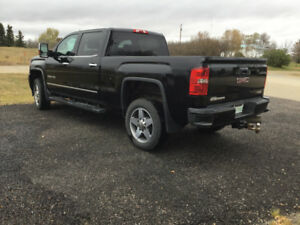 2017 GMC 2500HD Duramax