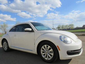 2013 Volkswagen New Beetle SPORT PKG-SUNROOF-2.5L 4 CYL AUTO