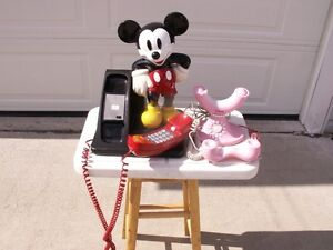 Mickey Mouse Phone Belleville Belleville Area image 2